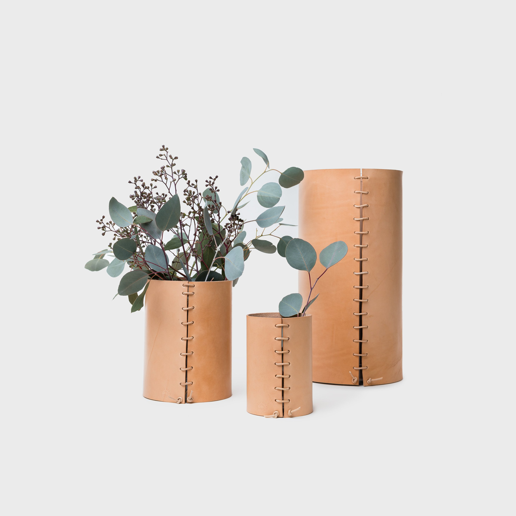 ALL-SORTS-OF-SHOPPE-LEATHER-WRAPPED-VASE