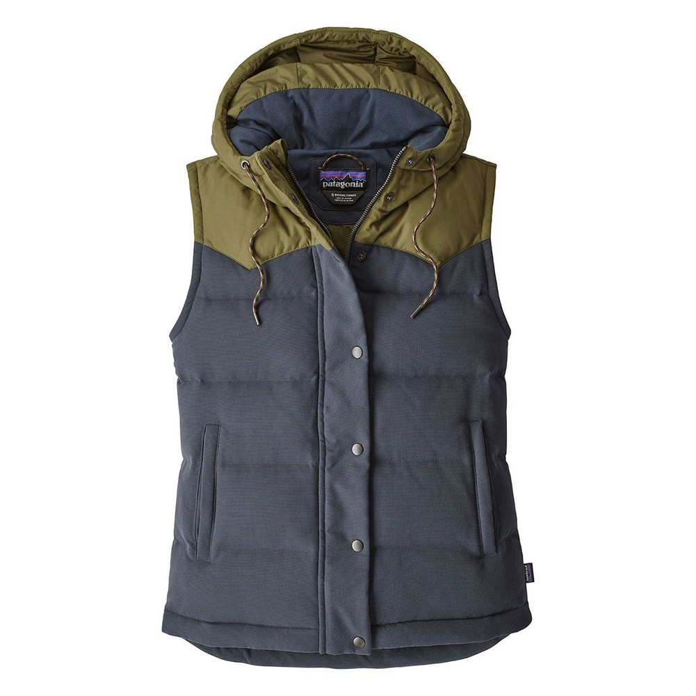 All Sorts Of - Patagonia Women's Bivy Hooded Down Vest