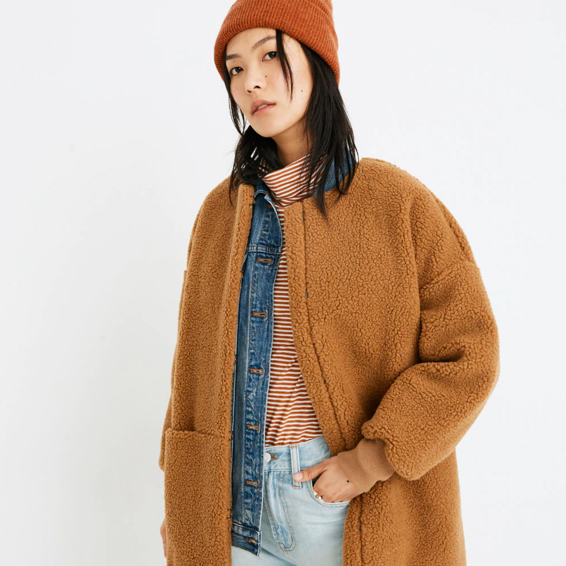 ALL-SORTS-OF-MADEWELL-SHERPA-COCOON-JACKET