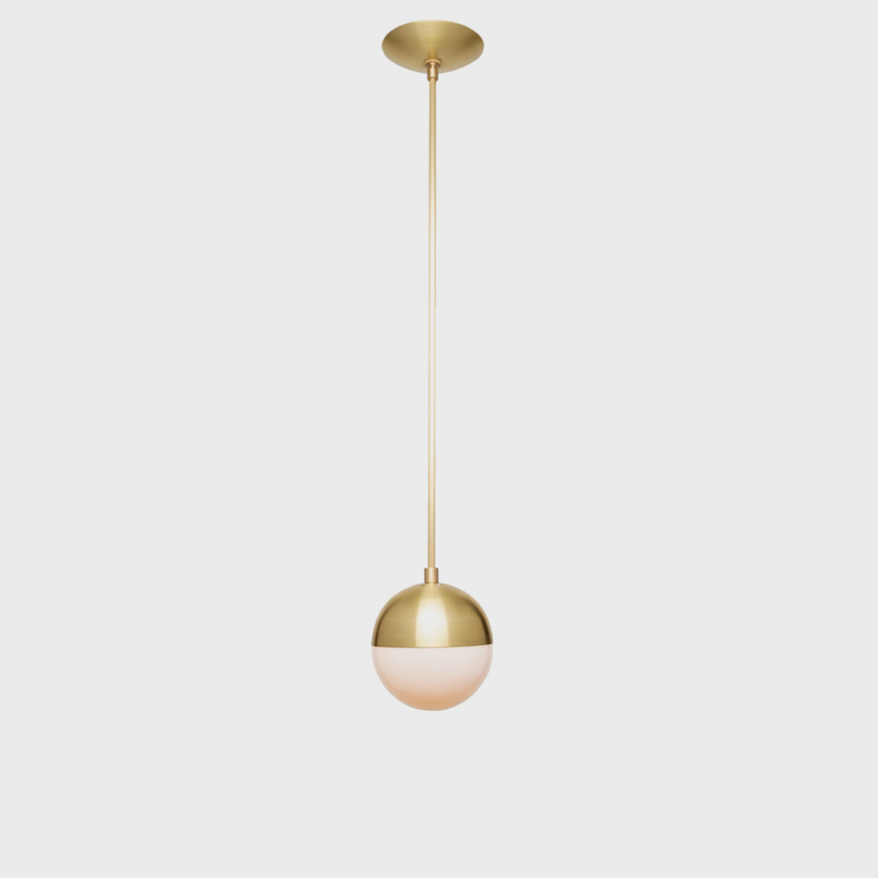 All Sorts Of - Globe Pendant by Cedar and Moss