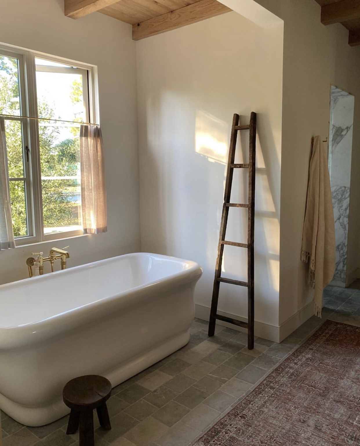 Amber Interiors Home - Master Bath